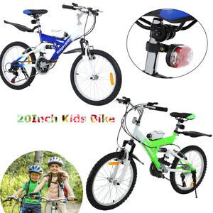 Mountain-bike-bicicletta-20-pollici-per-i-bambini-attrezzata-con-bollitore-500cc