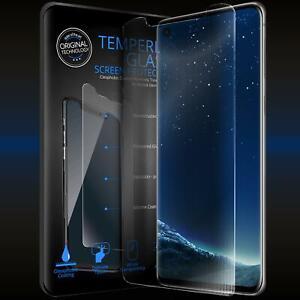 9h lámina protector pantalla gorila de vidrio templado anti fingerprint protección