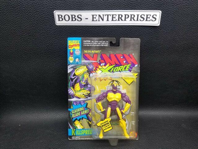 X-Men:X-Force:  1994 The Evil Mutants:  Killspree ACTION FIGURE- NIP   MC-33