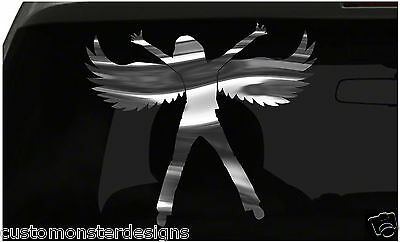 Cherub Angel Car Decal Window You  Pick The Size /& Color