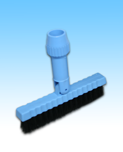 """Brush w// Swivel Blue 7.5/"""" TILE CLEANING GROUT BRUSH CARPET CLEANING ////238808BLUE"""