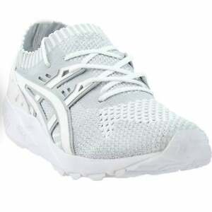 ASICS-GEL-Kayano-Trainer-Knit-Casual-Training-Shoes-Grey-Mens