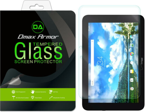 Dmax Armor for Verizon Ellipsis 10 Tempered Glass Screen Protector Saver