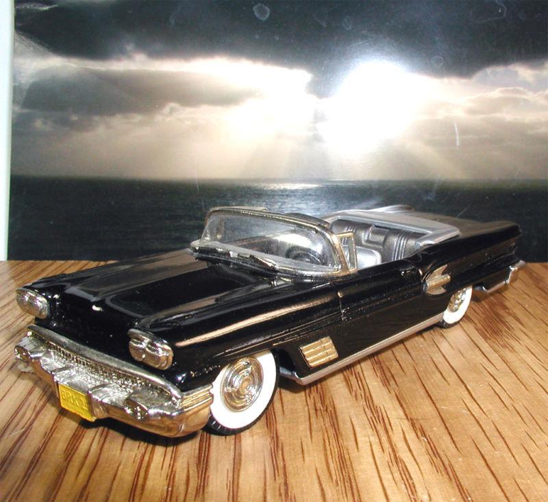 BROOKLIN 1958 Pontiac Bonneville 1 43 Handmade BRK 25