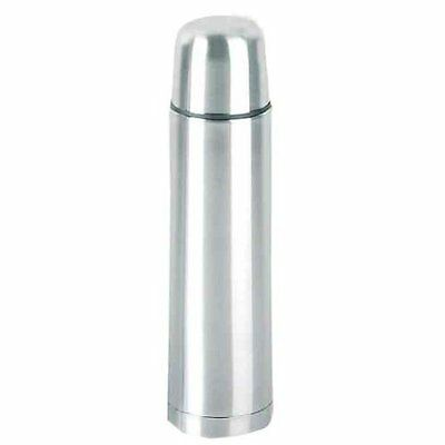1 L Liter 1L 1000ml STAINLESS STEEL HOT N COLD VACUUM FLASK