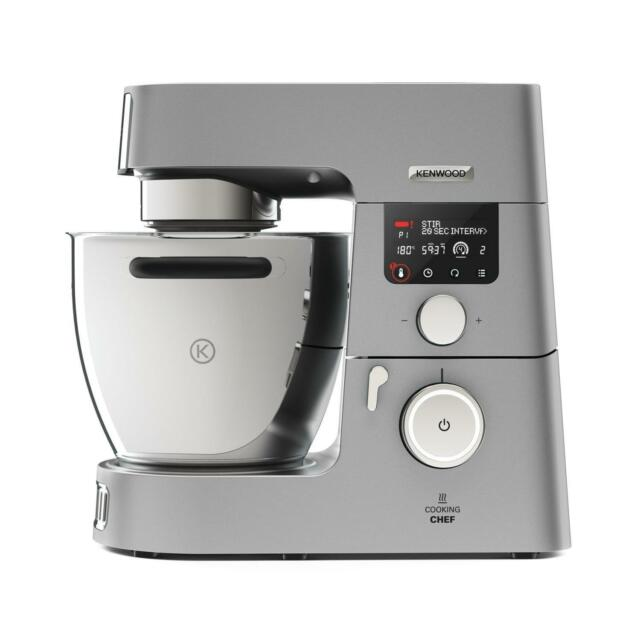 Kenwood Cooking Chef KCC9040S Kitchen Machine (Food Processor) Silver