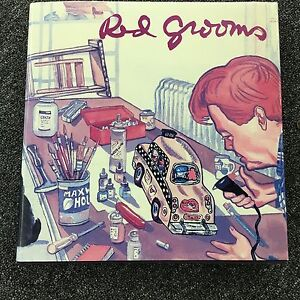 Red-Grooms-1984-First-Edition-Carter-Ratcliff-Redgrooms