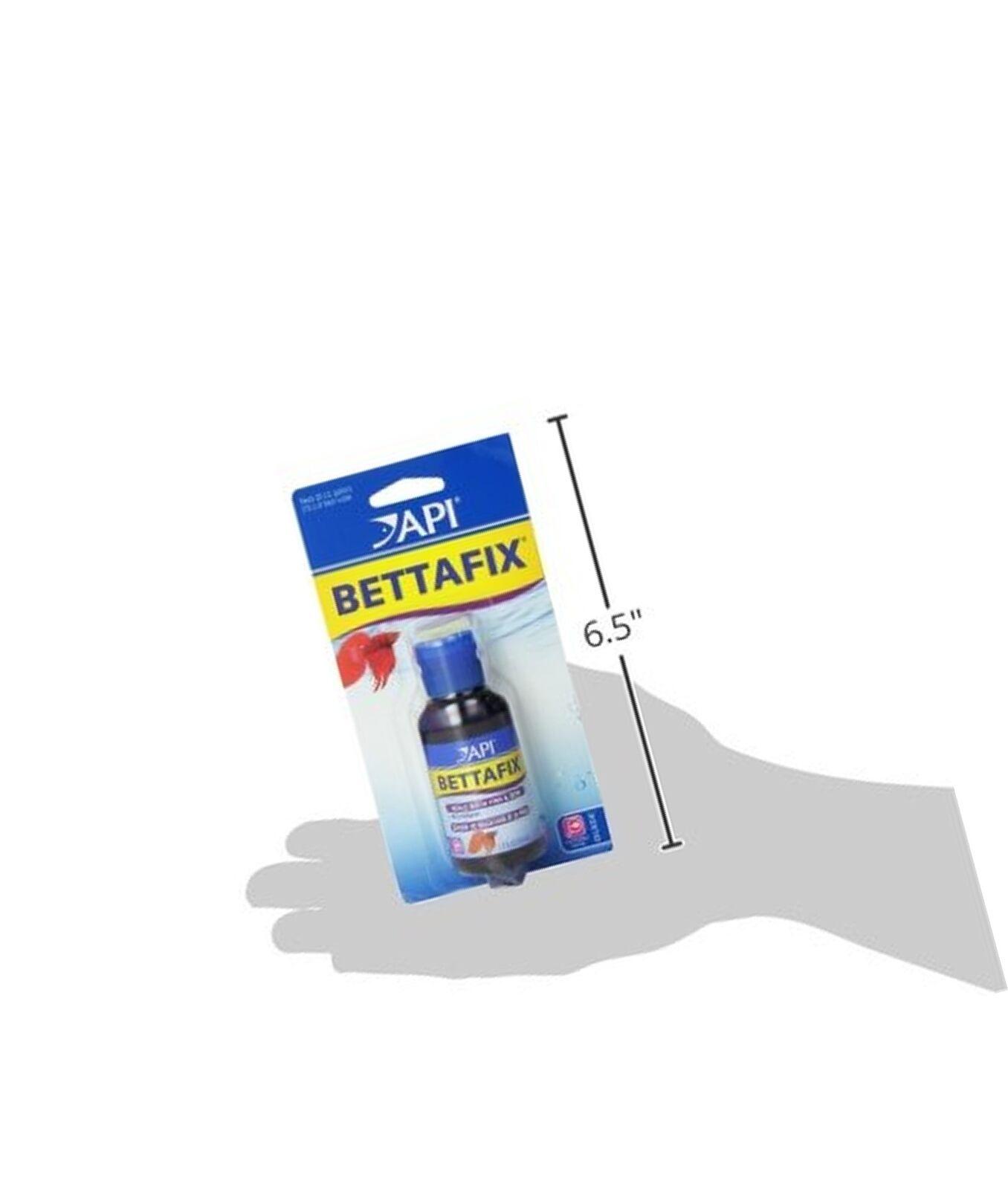 Mars Fishcare Bettafix Remedy 1 25 Ounces - 93b