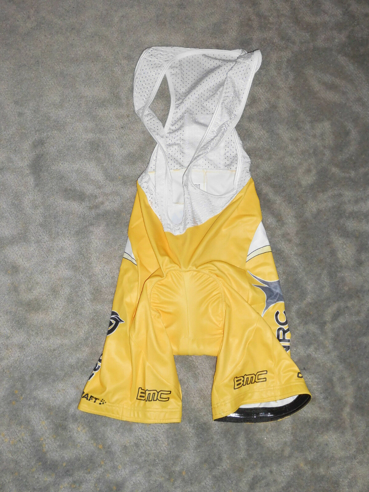 Rarität Craft Team Astana BMC Tour de France Leader Bib Short Gr. S