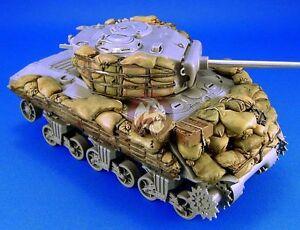 Legend-1-35-M4A3-Sherman-Sandbag-Armor-Set-2-for-Tamiya-Dragon-Italeri-LF1117