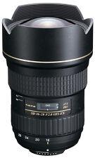 Tokina 16-28MM F/2.8 AT-X PRO FX for Nikon DSLR. U.S. Authorized Dealer