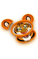 Build-a-meal Set: Tiger, By Funwares