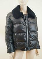 JUNYA WATANABE COMME des GARCONS Black Down / Feather Puffa Jacket Coat Sz: L