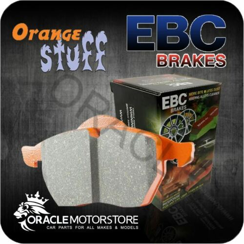DP9262 RACE PADS OE QUALITY NEW EBC ORANGESTUFF FRONT BRAKE PADS SET TRACK