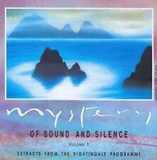 Mystery of Sound and Silence (Nightingale Records, 1991/92) 1:Kamal, Karu.. [CD]
