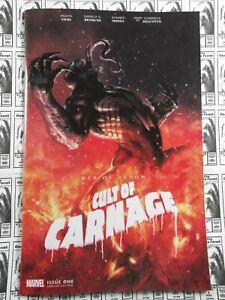 Web-of-Venom-Cult-of-Carnage-2019-Marvel-1-1-50-Dell-039-Otto-Variant-NM