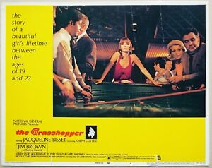 The-Grasshopper-1970-Jacqueline-Bisset-Original-US-Lobby-Card