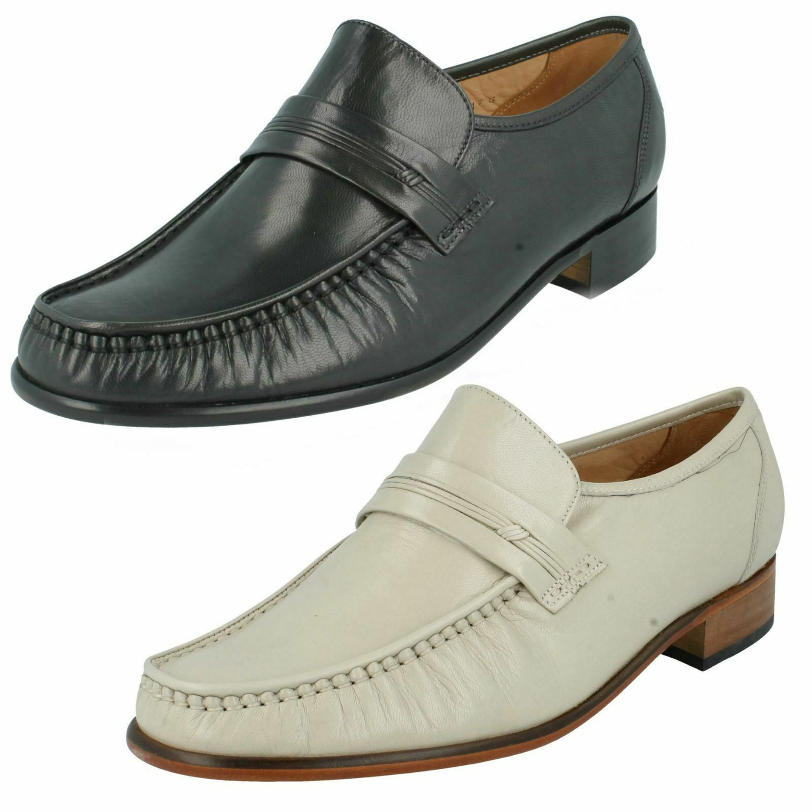 Grenson pour Homme Moccasin chaussures Greclapham