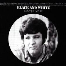 TONY JOE WHITE - BLACK AND WHITE  CD NEU