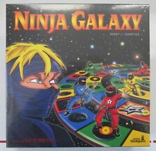 Ninja Galaxy Board Game 2006 Randy J Thompson NEW