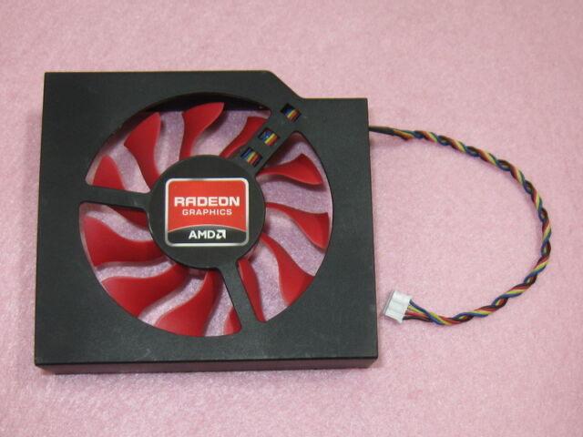 MSI AMD Radeon R7950 Video Card Fan Replacement 4Pin FD8015U12S DC 12V 0.5A R139