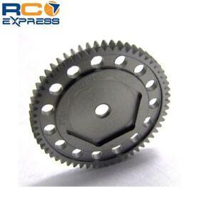 Hot-Racing-Associated-SC18-18T2-48p-Aluminum-58t-Slipper-Spur-Gear-AES458T