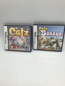Nintendo-DS-Catz-and-Petz-Bunnyz-Ubisoft