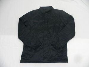 21a75c7e0 Image is loading Quiksilver-Frozen-Sea-Coach-Black-Coats-amp-Jackets-