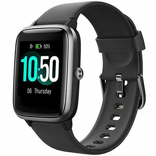 SmartWatch Fitness Tracker Watches for Men Women,Fitness Watch Heart Rate Monito