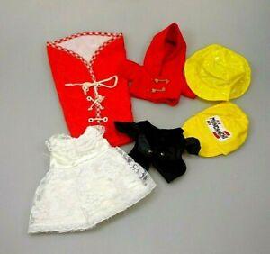 Monchhichi-Kleidung-amp-Zubehoer-Schlafsack-Monchichi-Mon-Chhichi-Vintage