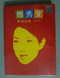Sammi Cheng 101 - 鄭秀文 6CDs Malaysia Album REMASTERED RARE ...