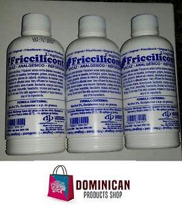3-PACK-Friccilicont-ointment-unguento-10-Oz-rheumatic-arthritis-sciatica-pain