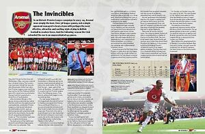 The-Official-Arsenal-FC-Football-Records-Iain-Spragg-amp-Adrian-Clarke-Used-Goo