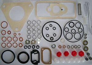 Delphi LUCAS CAV DPA Diesel Fuel injection pump gasket Seal Kit Fits BMC