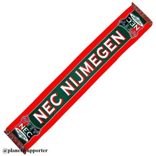 BUFANDA NEC NIJMEGEN Holanda scarf no España bandera camiseta banderin gorra ...
