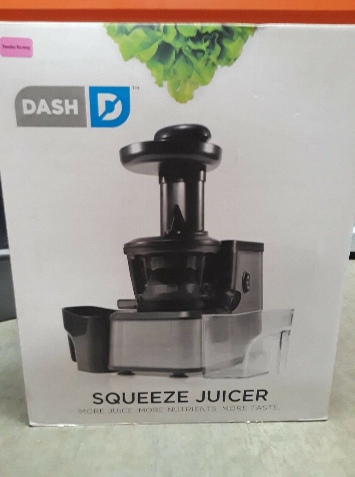 NEW IN BOX Dash - Squeeze Juicer