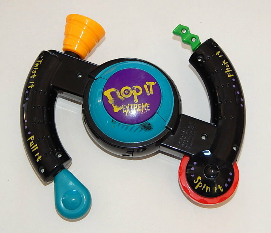 BOP IT EXTREME RARE Working R9728