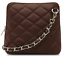 New-Ladies-Womens-Micro-Italian-Leather-Evening-Quilted-Shoulder-Crossbody-Bag thumbnail 1