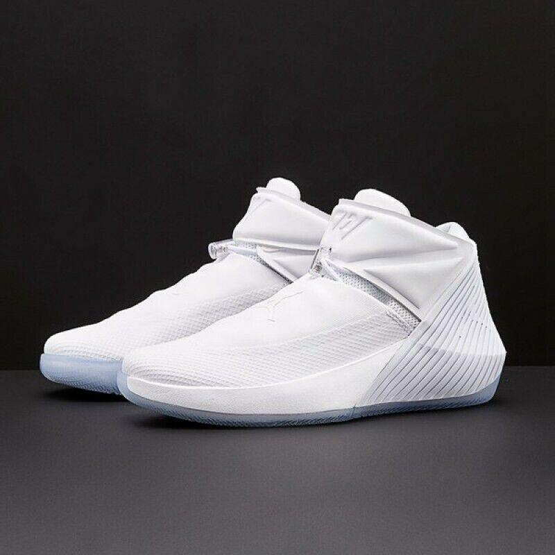 Nike Jordan Why Not Zer0.1 Zer0.1 Zer0.1 Do You Westbrook Triple White Size 11.5. AA2510-100 ffb0e0