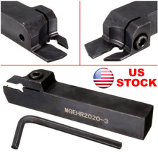 Mgehr2020 3 20mm Holder Cutting Groove Lathe Turning Tool For Mgmn300 Inserts