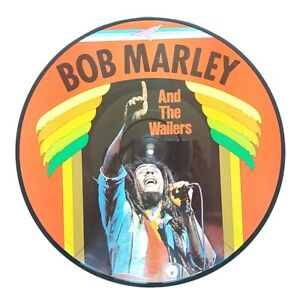 Bob-Marley-amp-the-Wailers-Self-Titled-Vinyl-LP-12-034-Picture-Disc-NM-Denmark