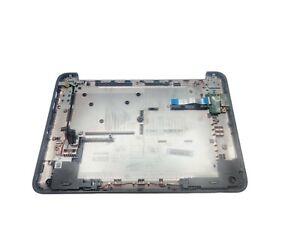 "HP Chromebook 11 G4 11.6"" Genuine Laptop Bottom Base Case W/speakers & USB Board"