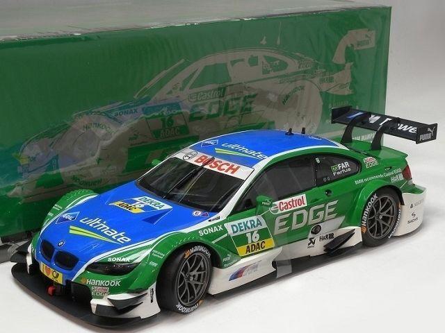 MINICHAMPS 1 18 MODEL CAR BMW M3 RBM MAMPAEY CASTROL EDGE A.FARFUS DTM 2012