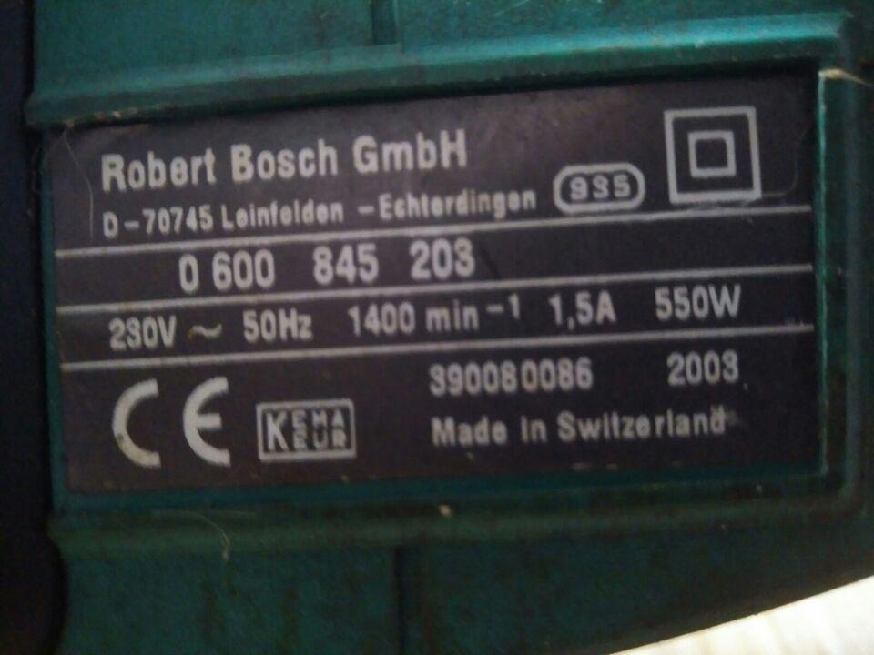 Hækklipper, Bosch