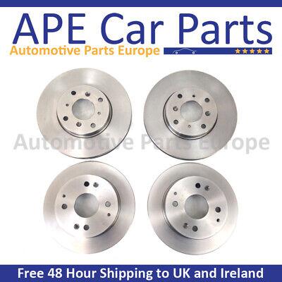 Rear Brake Discs /& Pads Vauxhall Movano 1.9 2000-2010 2.5 /& 2.8 2.2