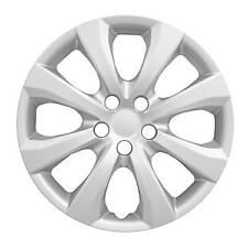 New 2020 Toyota Corolla 16 8 Spoke Silver Hubcap Wheelcover Fits Toyota