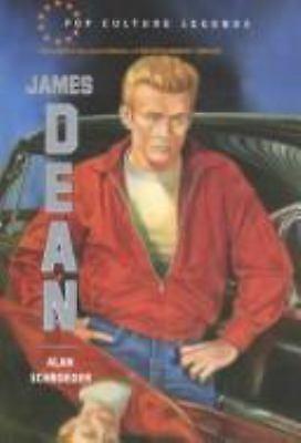 James Dean  (ExLib) by Alan Schroeder