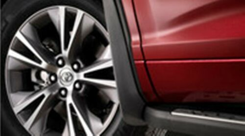 Toyota 2014-2017 Highlander Front /& Rear Mudguard Set Genuine OE OEM