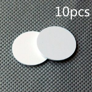 RFID 20mm 10pcs EM4100 125KHz Induction Round tag token Waterproof Compact