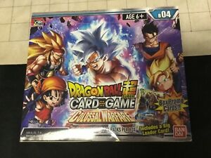 Dragon-Ball-Super-Colossal-Warfare-Booster-Box-B-04-Factory-Sealed